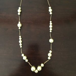 """Pearl"" Necklace"
